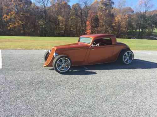 Factory Five For Sale >> Replica Kit Makes Factory Five 33 Hotrod 1933