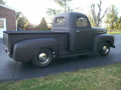 Ford Other Pickups (1950)