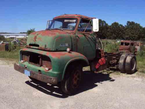 Ford C800 Coe 1956 For Sale Ford C800 Cabover Coe Truck One