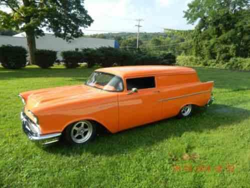 Chevrolet Sedan Delivery Deluxe 1948 | Chevrolet Stylemaster