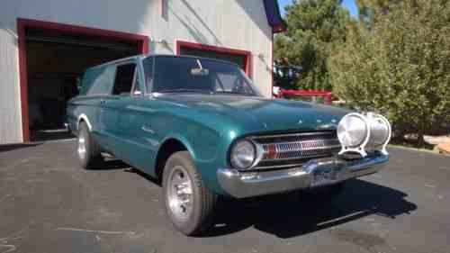 1961 ford falcon station wagon