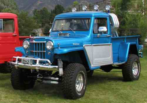 Willys Jeep Truck For Sale >> Willys Jeep Truck For Sale Upcoming New Car Release 2020