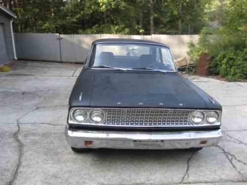 Ford Fairlane 500 (1963)