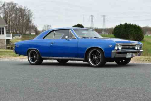 Chevrolet Chevelle 1966 | Up For Sale Is A Beautiful