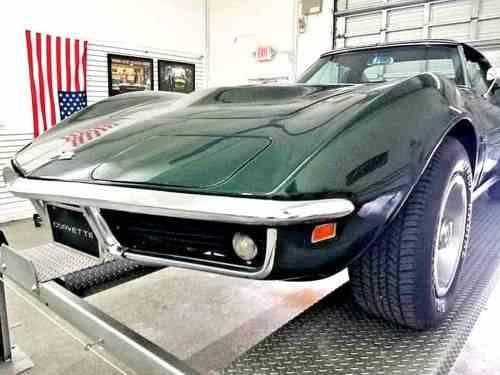 Chevrolet Corvette stingray (1969)