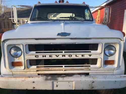Chevrolet C50 Base (1972)