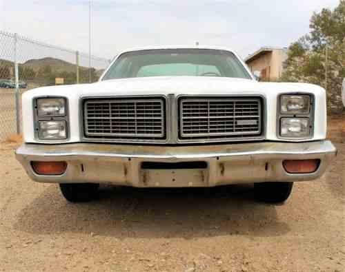 Dodge Monaco 1977 | Dodge Monaco Vehicle Runs And Drives