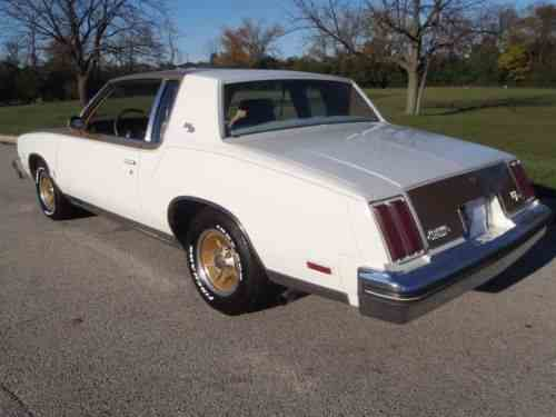 Oldsmobile Other Gold 1979 | This Is A Rare All Original