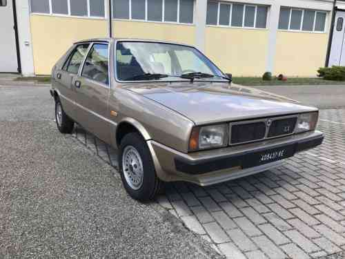 lancia delta 1, 5 lx luxury model - excellent lx - lusso: one-owner
