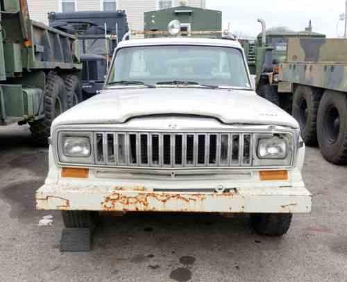 Jeep J20 (1981)