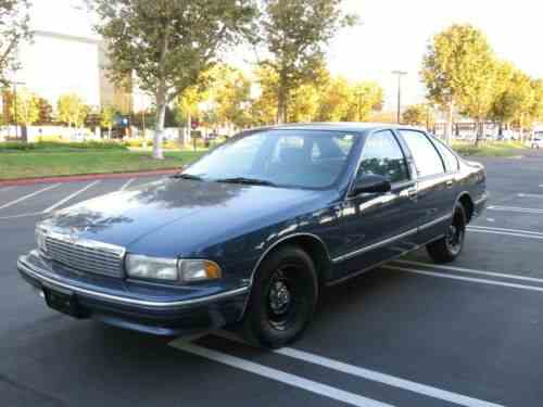 Chevrolet Caprice Classic 1980 | Chevy Caprice Classic Is A