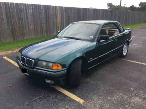 Bmw 3 Series 328i 1997 Hardtop Convertible For One Owner Cars