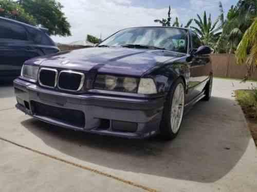 BMW M3 Sedan (1997)