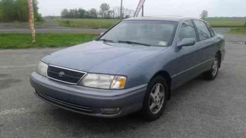 toyota avalon xls sedan 4 door 1998 this toyota avalon xls one owner cars for sale toyota avalon xls sedan 4 door 1998