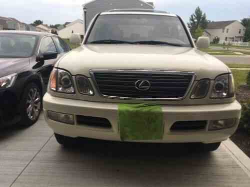 lexus lx 1999 this is a lexus lx470 this lexus lx 470 is the one owner cars for sale 1car one