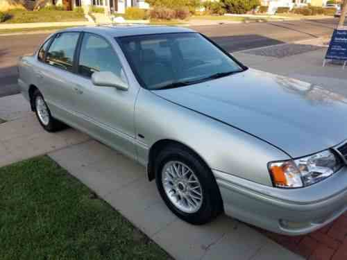 toyota avalon xls 1999 toyota avalon xls platinum edition one owner cars for sale 1car one