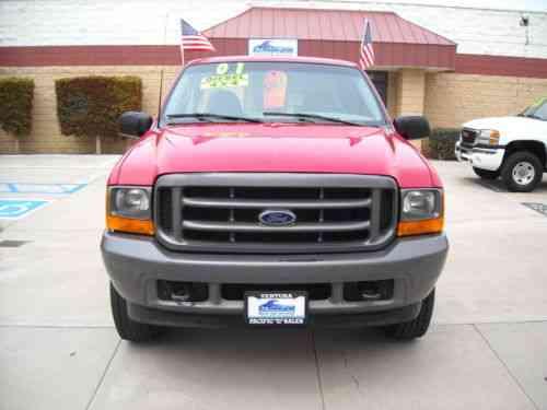 2001 ford f-350 xl
