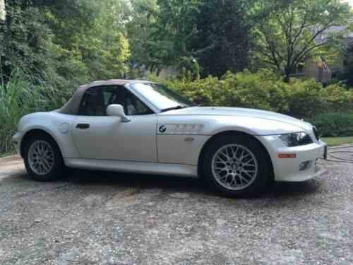 Bmw Z3 M Roadster Convertible 2 Door 2000 Of Columbia