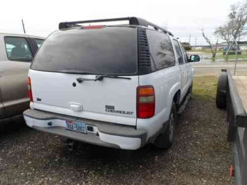 chevrolet suburban z71 2003 chevrolet suburban z71 package one owner cars for sale 1car one