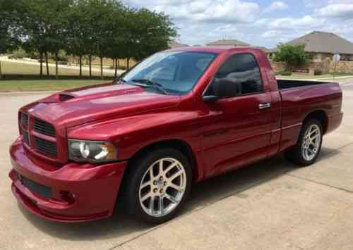 Dodge Ram Srt10 For Sale >> Dodge Ram 1500 Srt10 Viper 2004