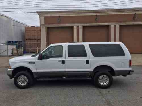 Ford Excursion Xlt 4wd Powerstroke Diesel 2004
