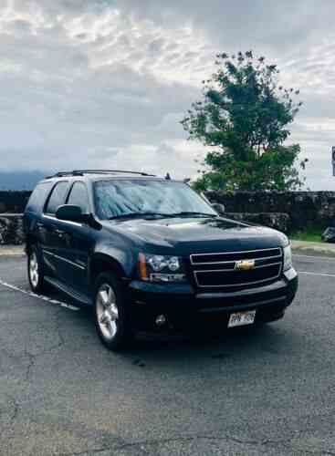Chevrolet Tahoe Ppv 2013 | Up For Sale Is This Chevy Tahoe