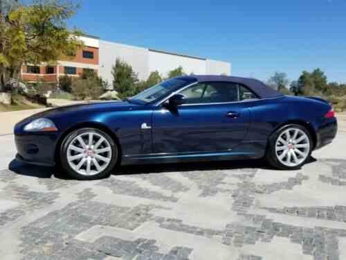 Jaguar XK (2007)