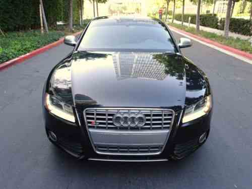 Audi S5 2008 The Audi A5 And The Performance Oriented Audi One