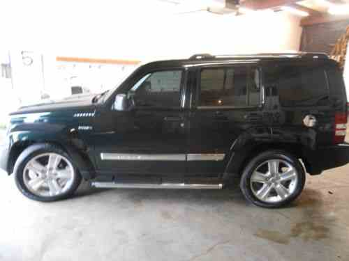 Jeep Liberty Jet Edition (2012)