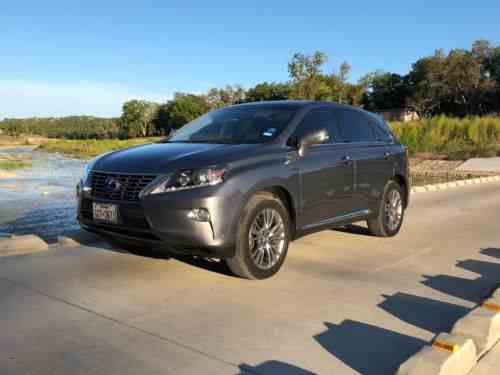 Lexus Rx 2014 | Lexus Rx 450h Hybrid Suv For Sale $23 900: One Owner Cars  For Sale