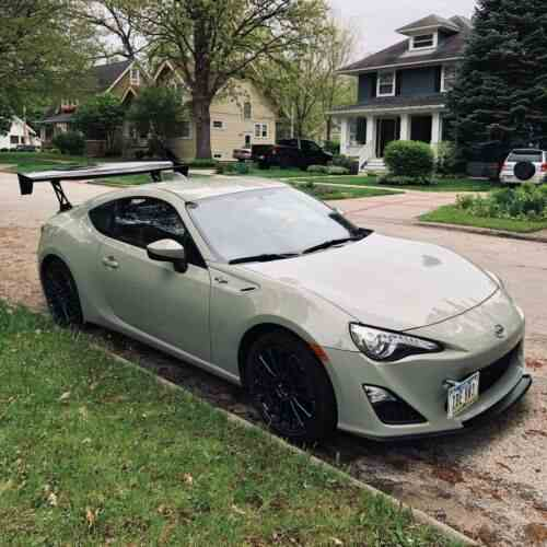 Scion Fr-s 2013 | Jackson Racing Supercharged Scion Frs This