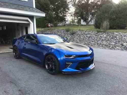 Camaro Ss 1le For Sale >> Chevrolet Camaro Ss 1le 2017