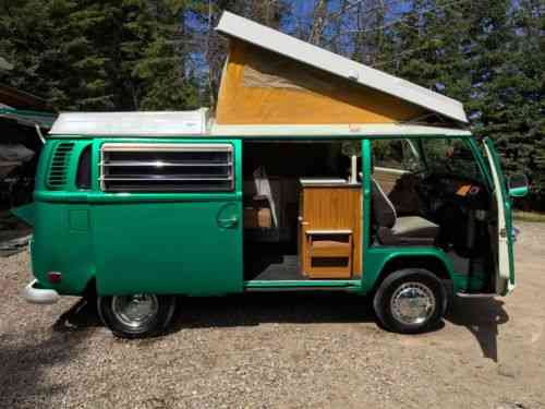 Volkswagen: Bus/vanagon Westfalia Here Is Your Chance To Be